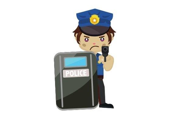 police-polizist-flashcards-allaboutdeutsch