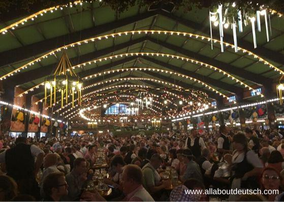 Oktoberfest-Tent-All About Deutsch
