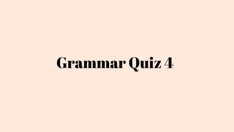Free Quiz on Articles in German