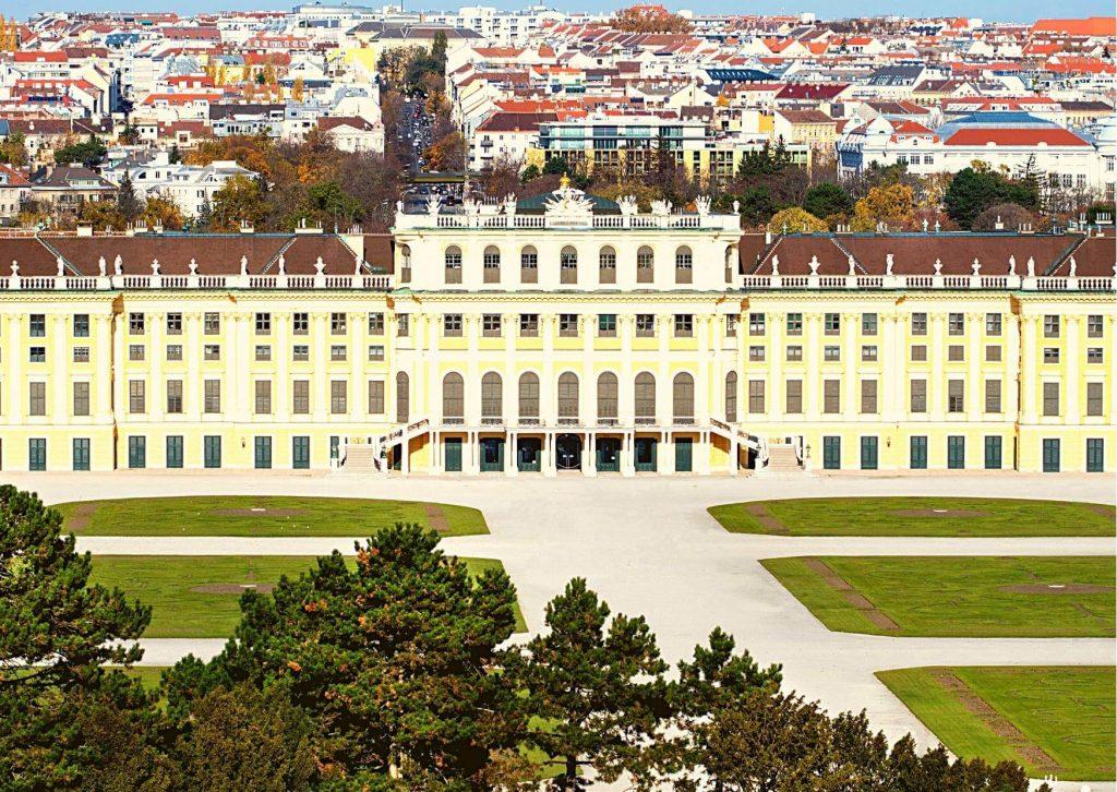 Schoenbrunn Palace - Vienna - Austria