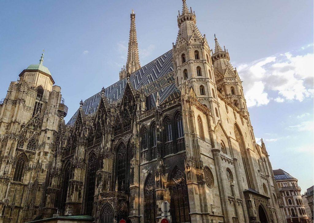 St Stephans Cathedral - Vienna - Austria - All About Deutsch